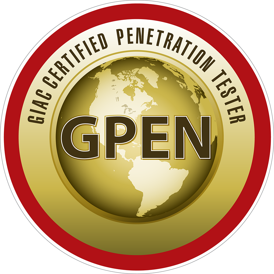 GIAC Penetration Tester