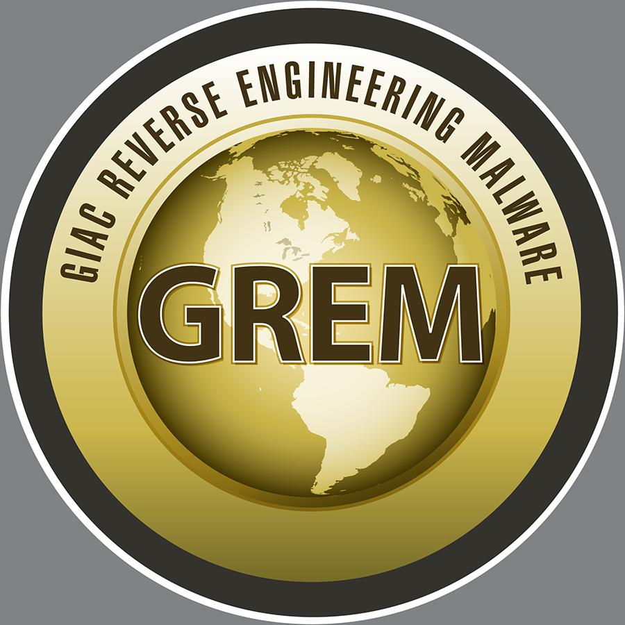 GIAC Reverse Engineering Malware